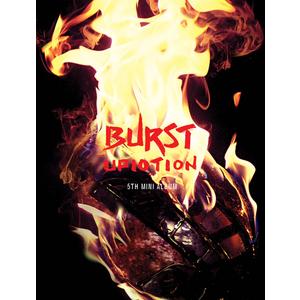 韓国盤5thミニアルバム 「BURST」