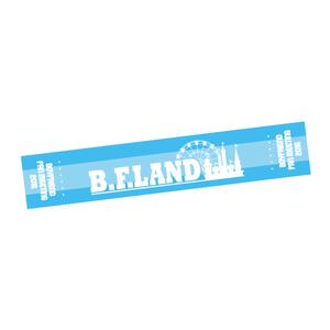 B.F.LAND マフラータオル
