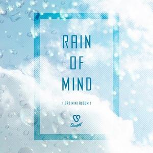 韓国3rd Mini Album 【Rain of Mind】