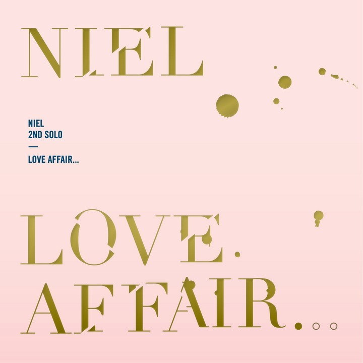 NIEL 韓国盤 2nd Mini Album『LOVE AFFAIR...』