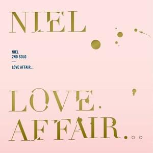 「NIEL」韓国盤2nd Mini Album『LOVE AFFAIR...』2枚セット(特典会参加券 スクラッチ券付)