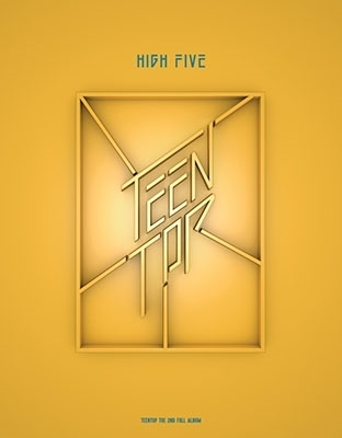 TEEN TOP 韓国盤 2nd Full Album『HIGH FIVE』(OFFSTAGE Ver.)