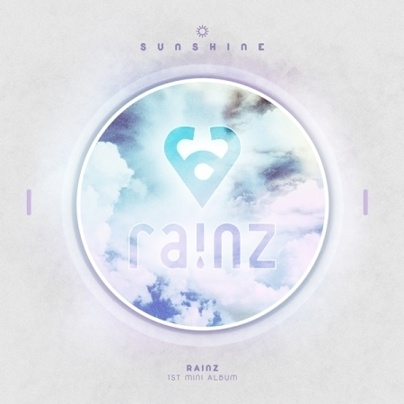 RAINZ 韓国 1ST mini ALBUM 『SUNSHINE』