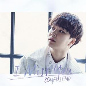BOYFRIEND 日本SINGLE『I MISS YOU』メンバー別ジャケット盤【ジョンミン】