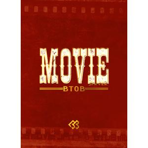 BTOB 日本6thシングル『MOVIE - JPN ver. -』初回限定盤Type-B
