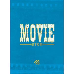 BTOB 日本6thシングル『MOVIE - JPN ver. -』初回限定盤Type-A