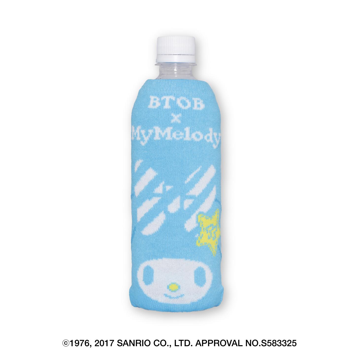 【BTOB × マイメロディ コラボグッズ第二弾】ペットボトルホルダー