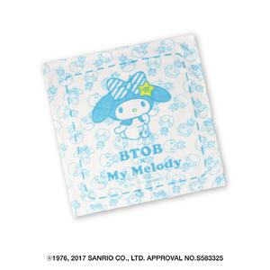 【BTOB × マイメロディ コラボグッズ第二弾】ハンドタオル