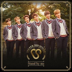 SNUPER 日本 3rd Single『Stand by me』通常盤A【予約】