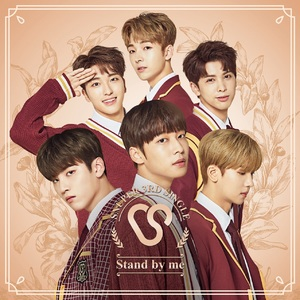 SNUPER 日本 3rd Single『Stand by me』通常盤B