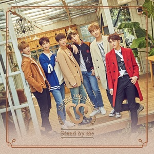 SNUPER 日本 3rd Single『Stand by me』通常盤C