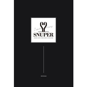 【SNUPER韓国オフィシャルグッズ】2nd Anniversary PHOTOBOOK*スペシャル抽選あり*【予約】