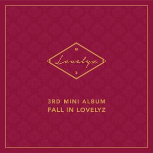 LOVELYZ 韓国 3rd Mini Album 『FALL IN LOVELYZ』(握手会参加券付)