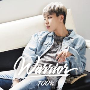 100% Japan 2nd SINGLE『Warrior』メンバー別ジャケット盤【チャンヨン】