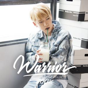 100% Japan 2nd SINGLE『Warrior』メンバー別ジャケット盤【ジョンファン】