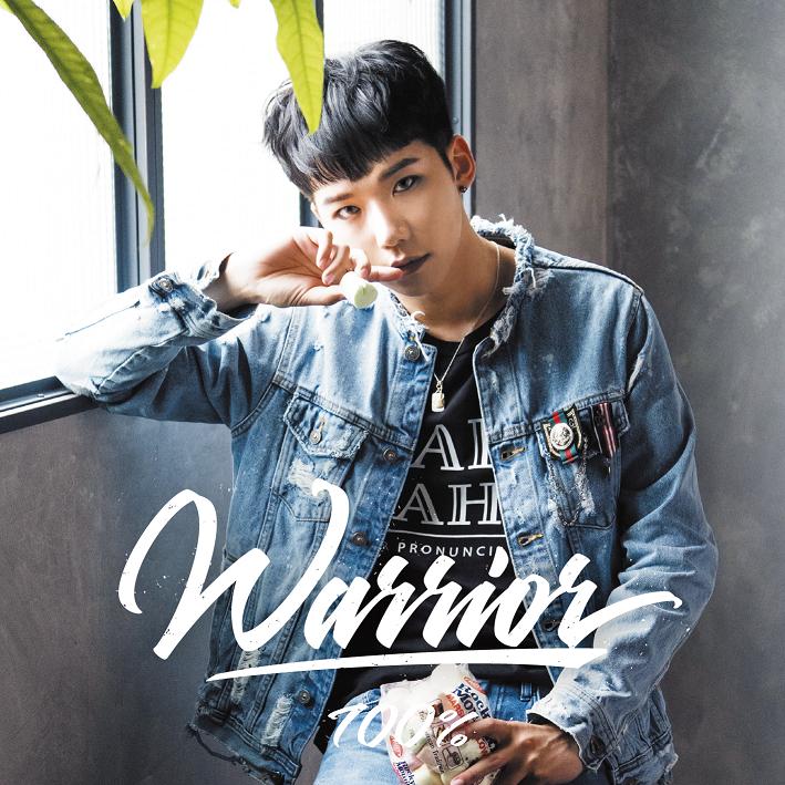 100% Japan 2nd SINGLE『Warrior』メンバー別ジャケット盤【ロクヒョン】