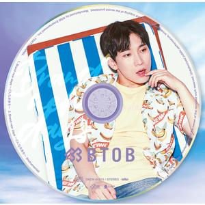 BTOB 日本7thシングル『Brand new days ~どんな未来を~』メンバー別ジャケット盤(EUNKWANG ウングァン)