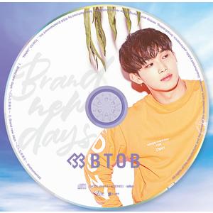 BTOB 日本7thシングル『Brand new days ~どんな未来を~』メンバー別ジャケット盤(HYUNSIK ヒョンシク)