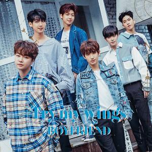 BOYFRIEND 2018年第1弾シングル『Try my wings』通常盤B【予約】