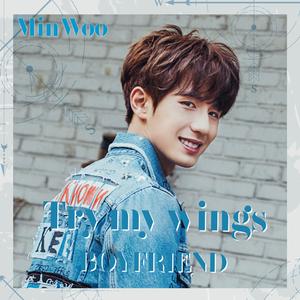 BOYFRIEND 2018年第1弾シングル『Try my wings』メンバー別ジャケット盤(ミヌ)【予約】