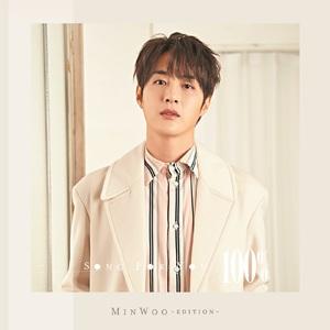 100% Japan 3rd Single『Song for you』メンバー別ジャケット盤(ミヌ)【予約】