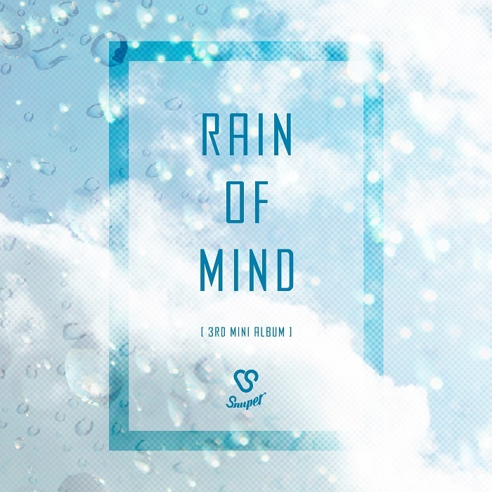 SNUPER 韓国盤 3rd Mini Album『Rain of Mind』