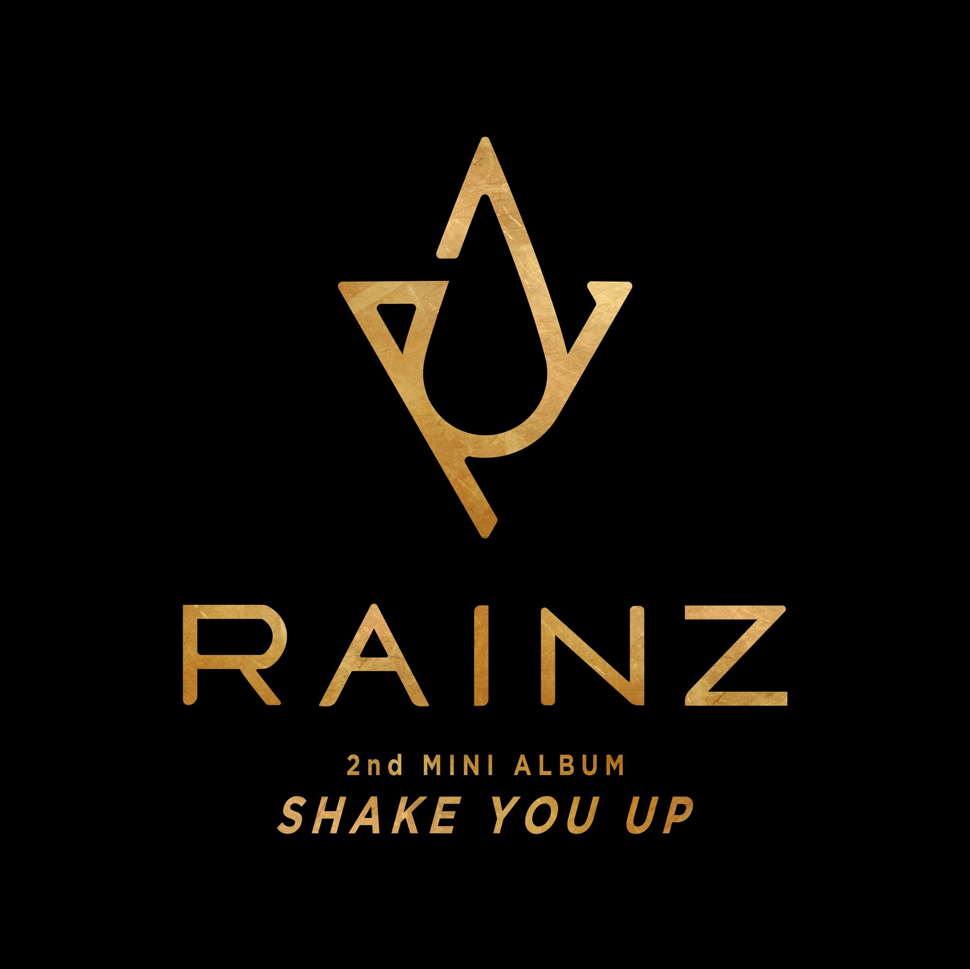 RAINZ 韓国 2nd MINI ALBUM 『SHAKE YOU UP』