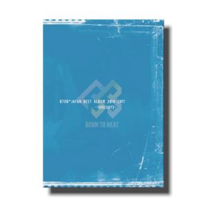 BTOB 日本ベストアルバム『BTOB JAPAN BEST ALBUM 2014-2017 〜1096DAYS〜』(先着購入特典付)
