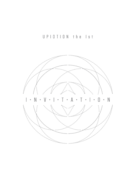 UP10TION 韓国 The 1st Album『INVITATION』Silver Ver.