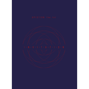 UP10TION 韓国 The 1st Album『INVITATION』Red Ver.(特典会参加券付)【予約】