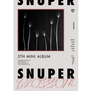 SNUPER 韓国 5th Mini Album『BLOSSOM』