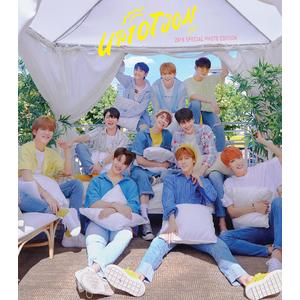 UP10TION 韓国 2018 SPECIAL PHOTO EDITION(全員サイン会応募専用)受付終了
