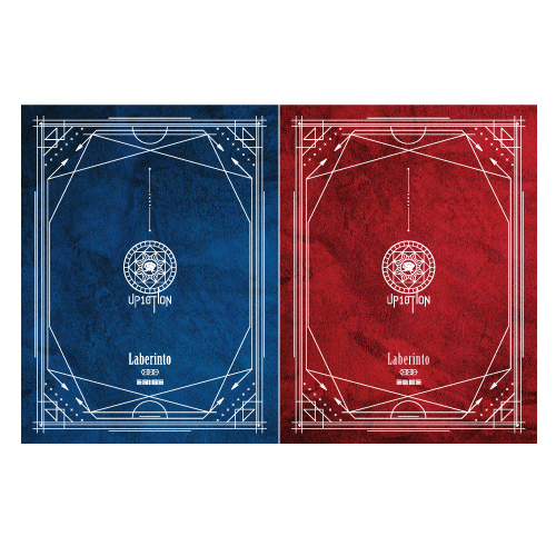 ※受付終了【予約】UP10TION 韓国 7th Mini Album [Laberinto]2種セット(SHOWCASE応募受付専用)