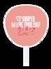 SNUPER 1st LIVE TOUR 2017 ~春よ来いSWINGも恋~ BIGうちわ(サンイル)