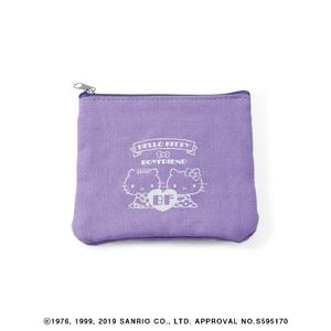 HELLO KITTY × BOYFRIEND コラボレーション 第2弾 ポーチ「ファンクラブ限定」
