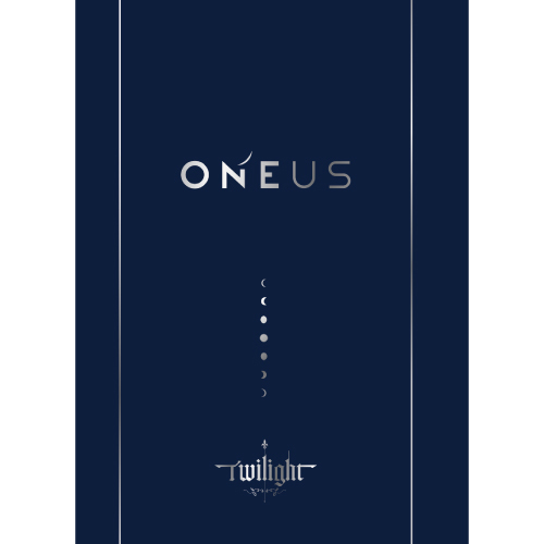 ONEUS Japan 1st Single「Twilight」初回限定盤