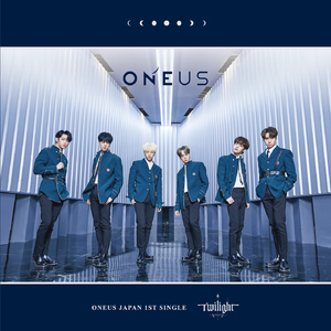 ONEUS Japan 1st Single「Twilight」通常盤A