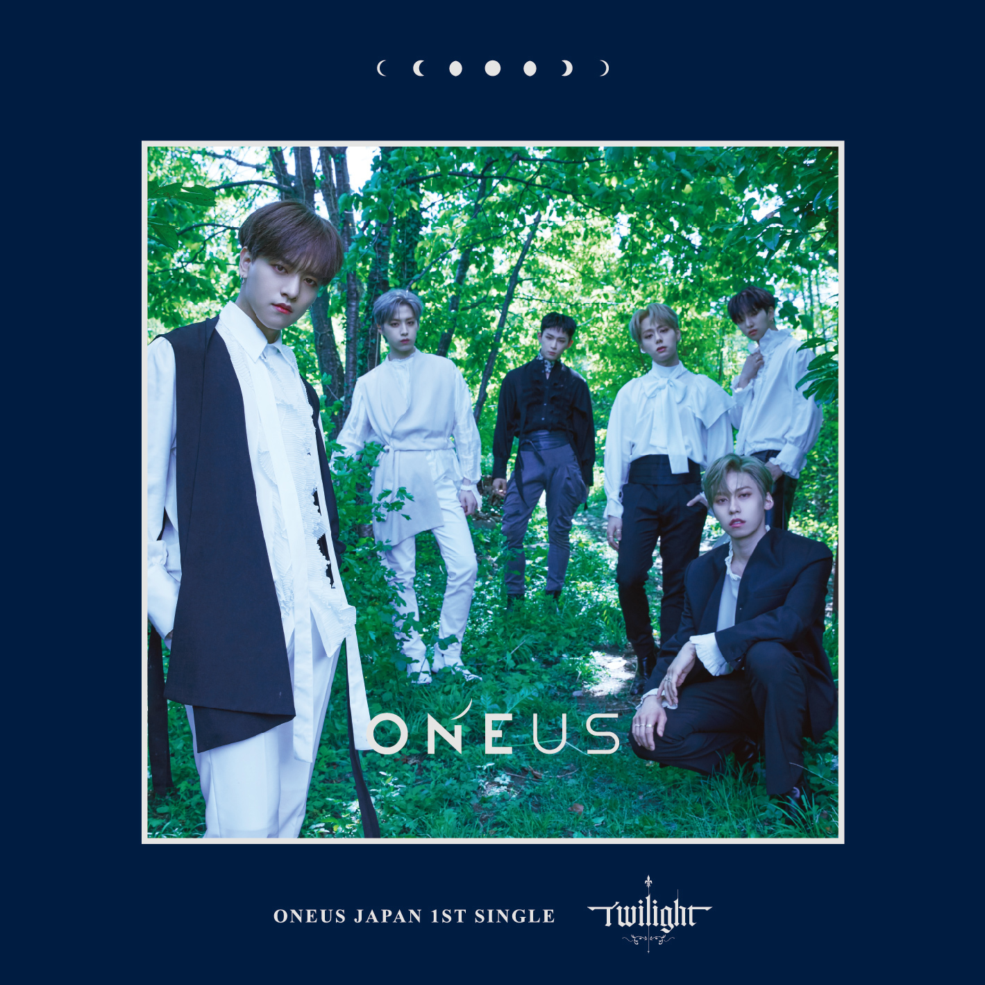 ONEUS Japan 1st Single「Twilight」通常盤C