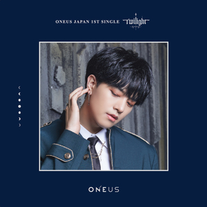 ONEUS Japan 1st Single「Twilight」メンバー別ジャケット盤(レイブン)