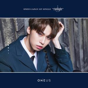 ONEUS Japan 1st Single「Twilight」メンバー別ジャケット盤(コンヒ)