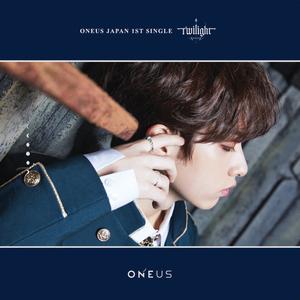 ONEUS Japan 1st Single「Twilight」メンバー別ジャケット盤(シオン)