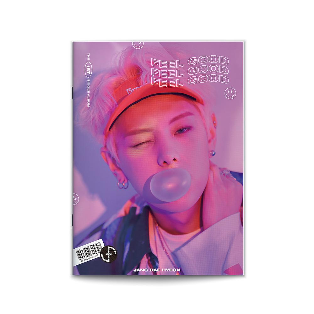 【JANG DAEHYON】1ST SINGLE「FEEL GOOD」11/3(日)FAN PARTY受付