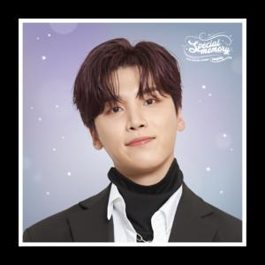 「SNUPER 2019 Winter Concert~Special Memory~」ピクチャーハンドタオル(ウソン)