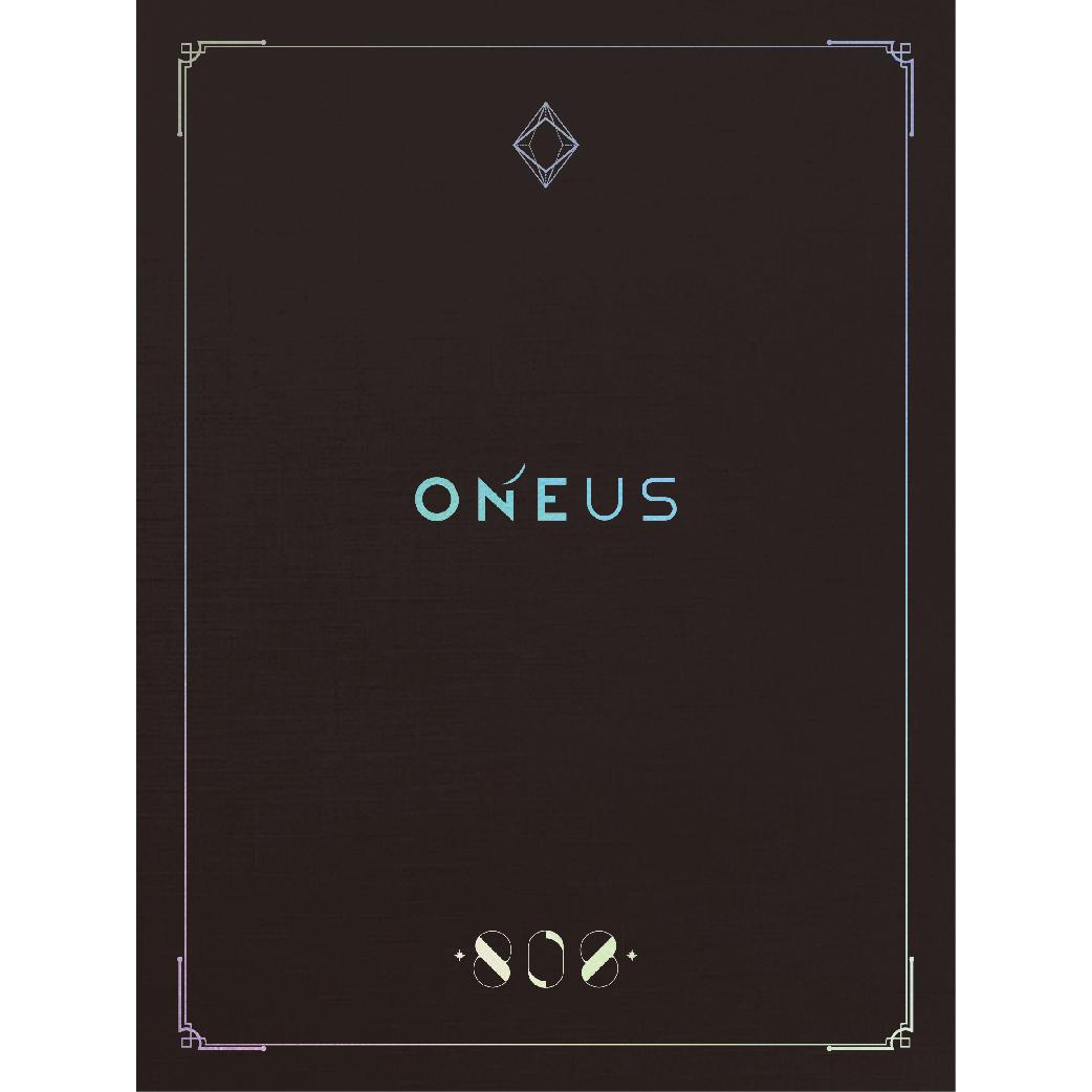 ONEUS Japan 2nd Single「808」初回限定盤