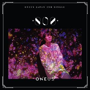ONEUS Japan 2nd Single「808」メンバー別ジャケット盤(ソホ)