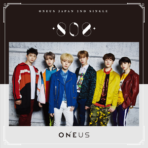 ONEUS Japan 2nd Single「808」通常盤C