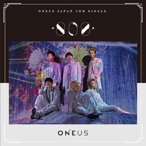ONEUS Japan 2nd Single「808」通常盤A