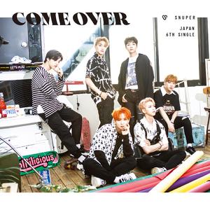 SNUPER日本6thシングル「Come Over」 通常盤B