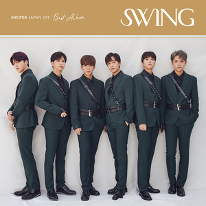 SNUPER 1st Album「SWING」 通常盤C