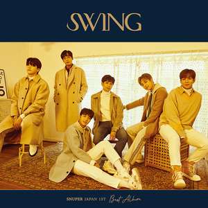 SNUPER 1st Album「SWING」 通常盤B